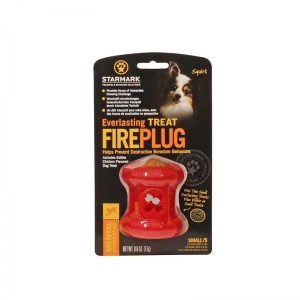 Игрушка для собак с лакомством «Everlasting Fire Plug» small - TT27