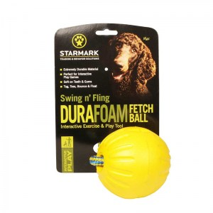 Мяч «Swing 'n Fling DuraFoam Fetch Ball» large для собак - TT20