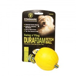 Мячик для собаки «Swing 'n Fling DuraFoam Fetch Ball» medium - TT19